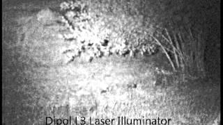 getlinkyoutube.com-IR Illuminator Test