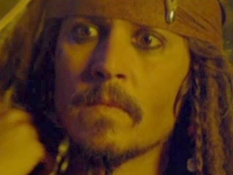 "Pirates of the Caribbean: On Stranger Tides ""Tango Scene Extended"" Official"
