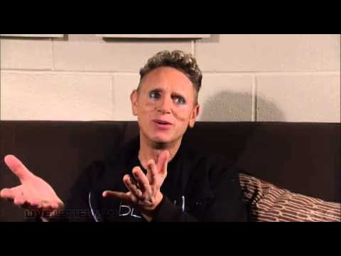 Martin Gore interview CBS.com
