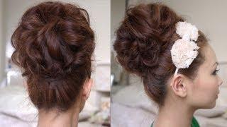 getlinkyoutube.com-Special Occasion Big Bouffant Hair Tutorial