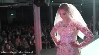 getlinkyoutube.com-Jadore Design maroc expo fashion show caftan kaftan takchita takshita inspiration 2015-2016 catwalk
