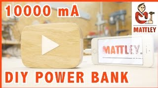 getlinkyoutube.com-Come costruire un power bank da 10000mAh  Fai da te