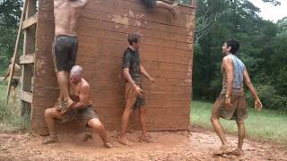 getlinkyoutube.com-2010 Mud Run Final Wall