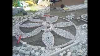 getlinkyoutube.com-Brukarstwo ogród taras kostka granitowa i betonowa
