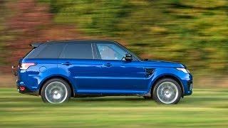 getlinkyoutube.com-2017 Range Rover Sport SVR - All-Terrain Acceleration Tests