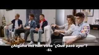 Best Song Ever | One Direction | Video Oficial subtitulado en español.