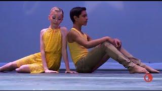 getlinkyoutube.com-Dance Moms | Brynn's Duet Scary Sweetheart