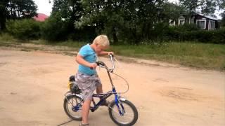 getlinkyoutube.com-велосипед с мотором