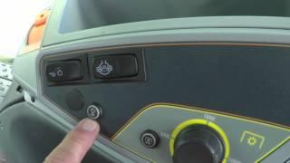 Valtra [N4 & T4 Versu] 05 Side panel controls part 03 Side panel