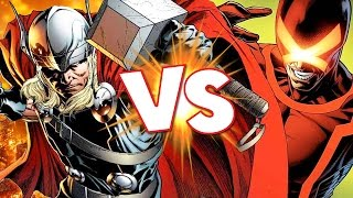 getlinkyoutube.com-THOR VS CYCLOPS - Marvel Contest of Champions - Gameplay Part 10 | Pungence