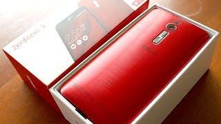 getlinkyoutube.com-แกะกล่อง ASUS ZenFone 2 (RAM 4GB) รุ่นจำหน่ายในไทย