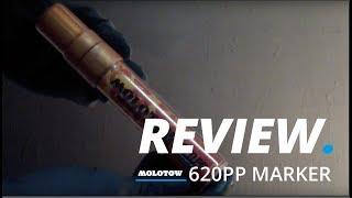 getlinkyoutube.com-Molotow 620PP Marker Review