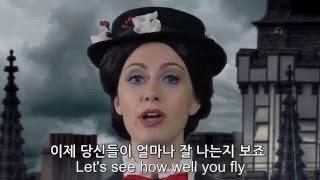 getlinkyoutube.com-Mrs. 클로스 vs 메리 포핀스 랩 배틀 [한글자막] ( 프린세스 랩 배틀 )