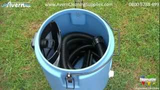 getlinkyoutube.com-Pond Vacuum Cleaner WVP800DH Numatic - Avern Cleaning Supplies