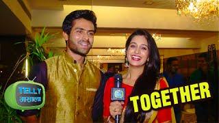 getlinkyoutube.com-Shoaib Ibrahim And Deepika Samson Together | Happy Moments