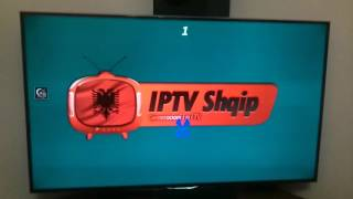 getlinkyoutube.com-Samsung smart tv  IPTV SHQIP widget