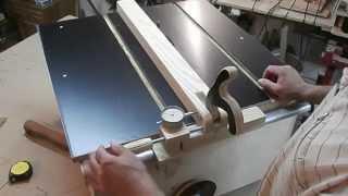 getlinkyoutube.com-Полезные мелочи. Часть 3. Woodworking jigs. Part 3.