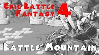 getlinkyoutube.com-Epic Battle Fantasy 4 - Battle Mountain - Part 6 - Upgraded Boss Marathon