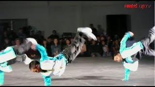 The Art of Teknique Gavin Kris Kida (America's Got Talent FULL SET) @Battlefest v10 | Funk'd Up TV