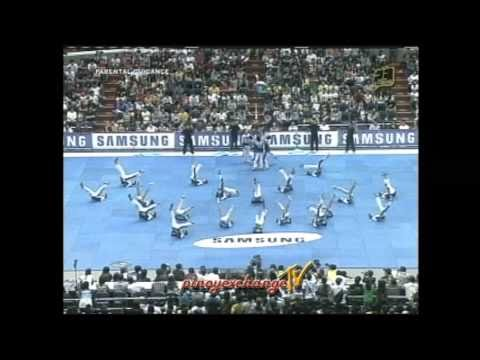 Adamson Pep Squad (UAAP CDC 2010)