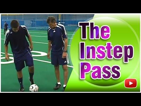 Winning Soccer - The Instep Pass - Coach Joe Luxbacher