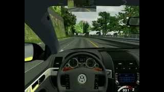 getlinkyoutube.com-World Racing 2 Volkswagen Touareg R50 + Akina map ™