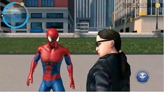 getlinkyoutube.com-#2 The Amazing Spider Man 2 ✧ Samsung Galaxy S4 HD Gameplay HD ✧ By games hole