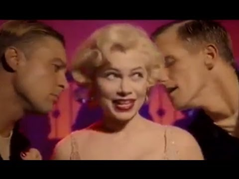 My Week with Marilyn - Dance Scene - Michelle Williams (HD)