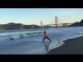 Breakfast Fishing Day @Baker Beach San Francisco