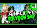Minecraft | POLYGON SMP | New Morning Series !