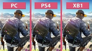 getlinkyoutube.com-Watch Dogs 2 – PC Ultra vs. PS4 vs. Xbox One Graphics Comparison