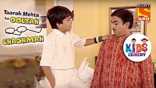 Tapu Questions His Father | Tapu Sena Special  | Taarak Mehta Ka Ooltah Chashmah
