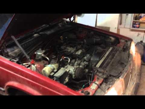 Volvo 940 V6 мощь сила