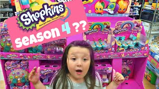 getlinkyoutube.com-Season 4 Shopkins Spotted at Kohls?! Lets check it out!