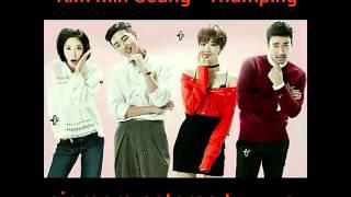 """getlinkyoutube.com-[She Was Pretty - Ella Era Bonita] Kim Min Seung (김 분 승) - Thumping (거대한) Sub. Español """"Mejorado"""""""