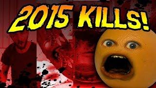 getlinkyoutube.com-Annoying Orange - 2015 KILLS MONTAGE!!!