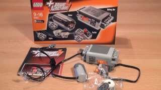getlinkyoutube.com-Test Lego Power Functions Tuning-Set: Lego Technic (Set 8293)