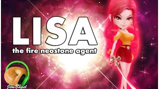getlinkyoutube.com-SUMMONERS WAR : Lisa the Fire Neostone Agent - Gameplay Spotlight / Arena / Dragons