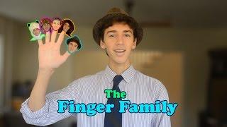 getlinkyoutube.com-The Finger Family Song | Daddy Finger | Nursery Rhymes for Children