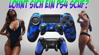 getlinkyoutube.com-Lohnt sich ein Scuf 4PS? | PS4 Scuf Review (German/Deutsch)