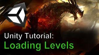 getlinkyoutube.com-Unity Tutorial: Loading Levels
