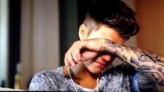 Justin Bieber talking about Avalanna - Believe Movie