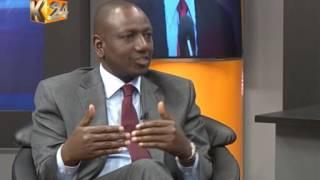 getlinkyoutube.com-K24 EXCLUSIVE: Deputy President William Ruto LIVE on K24Tv