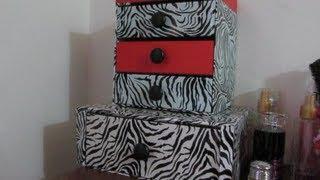 getlinkyoutube.com-DIY Reciclando cajitas de Almabox!!!!