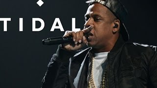 getlinkyoutube.com-Report Claims Jay Z's Tidal Inflated its Subscriber Numbers to make them Look more Successful.