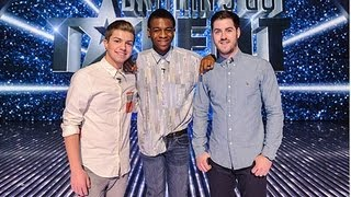 getlinkyoutube.com-Loveable Rogues - Honest - Britain's Got Talent 2012 Final - UK version