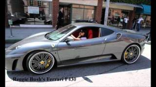[NEW] 20 Cool NFL Players Cars [HD]