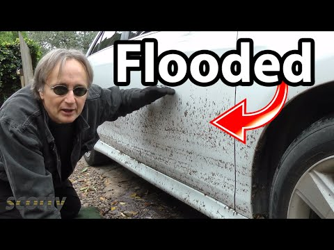 Life Hacks That Will Save a Flooded Car