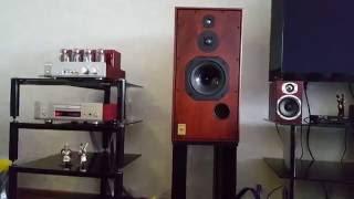 getlinkyoutube.com-Harbeth Super HL5  + Triode