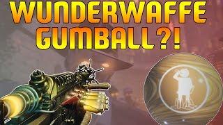 "getlinkyoutube.com-BO3 Zombies -  Wunderwaffe Gumball Leaked? Glitch Shows ""Undead Zapper"" Gumball!"